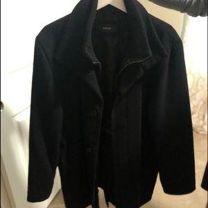 Alfani men's warm wool coat